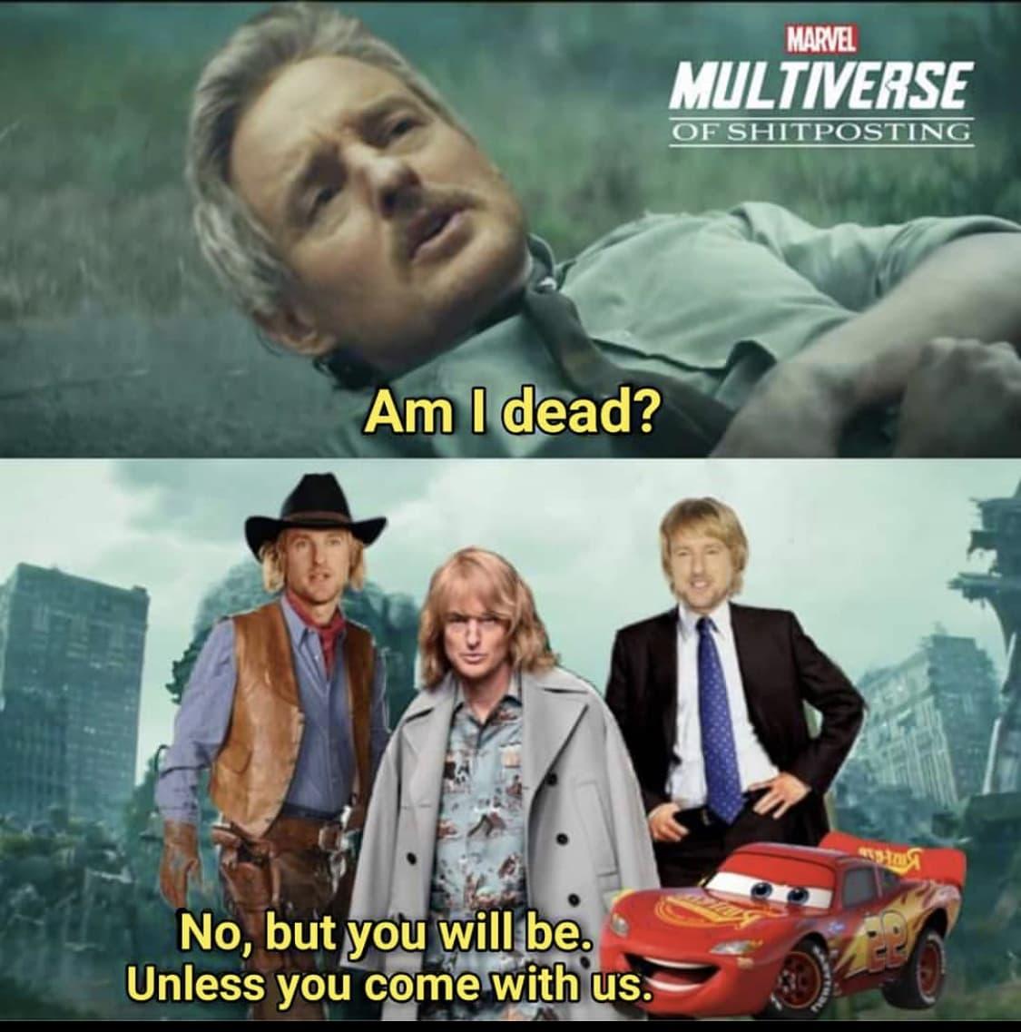 mobius owen wilson memes