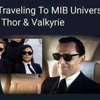 Loki Memes MIB