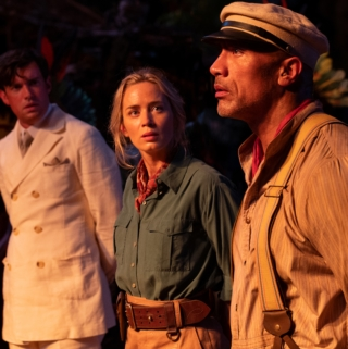 Interview Cast Of Jungle Cruise