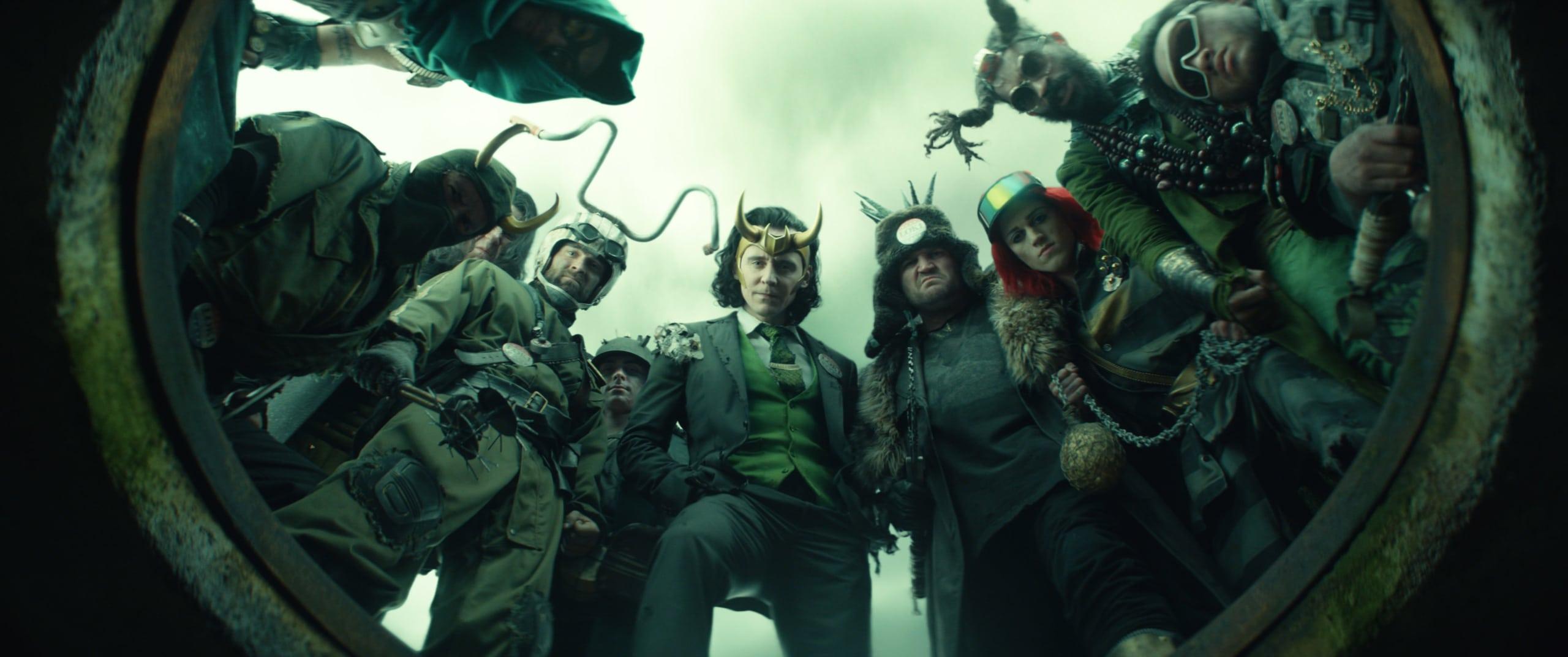 Loki Episode 5 variants president loki