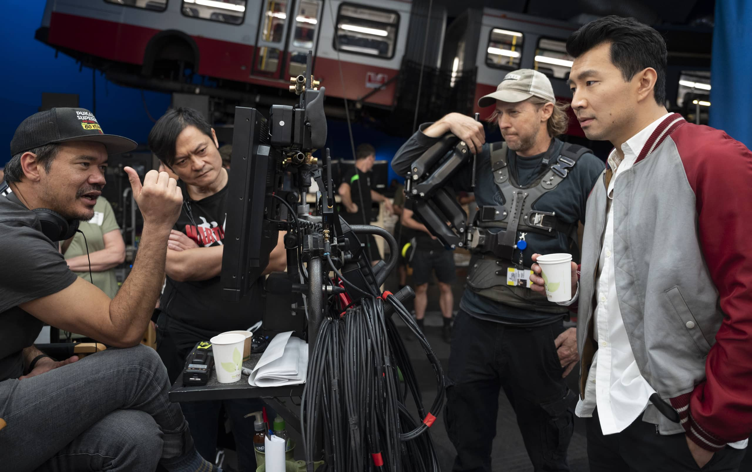 Interview with the Cast of Shang-Chi