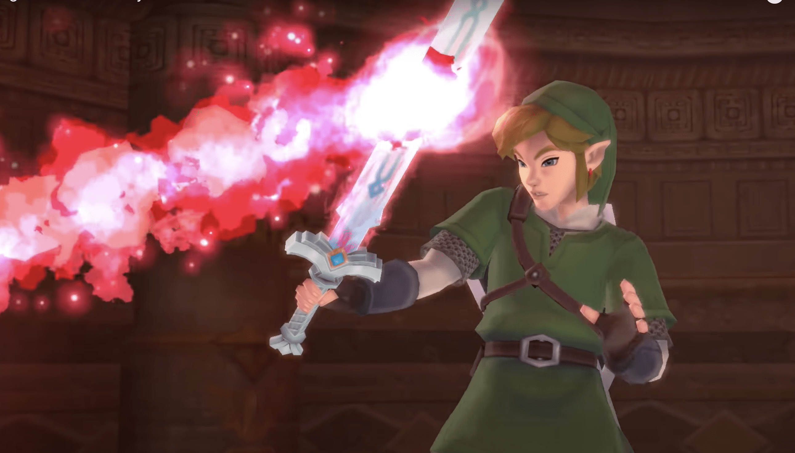 Legend of Zelda Skyward Sword HD Review motion controls