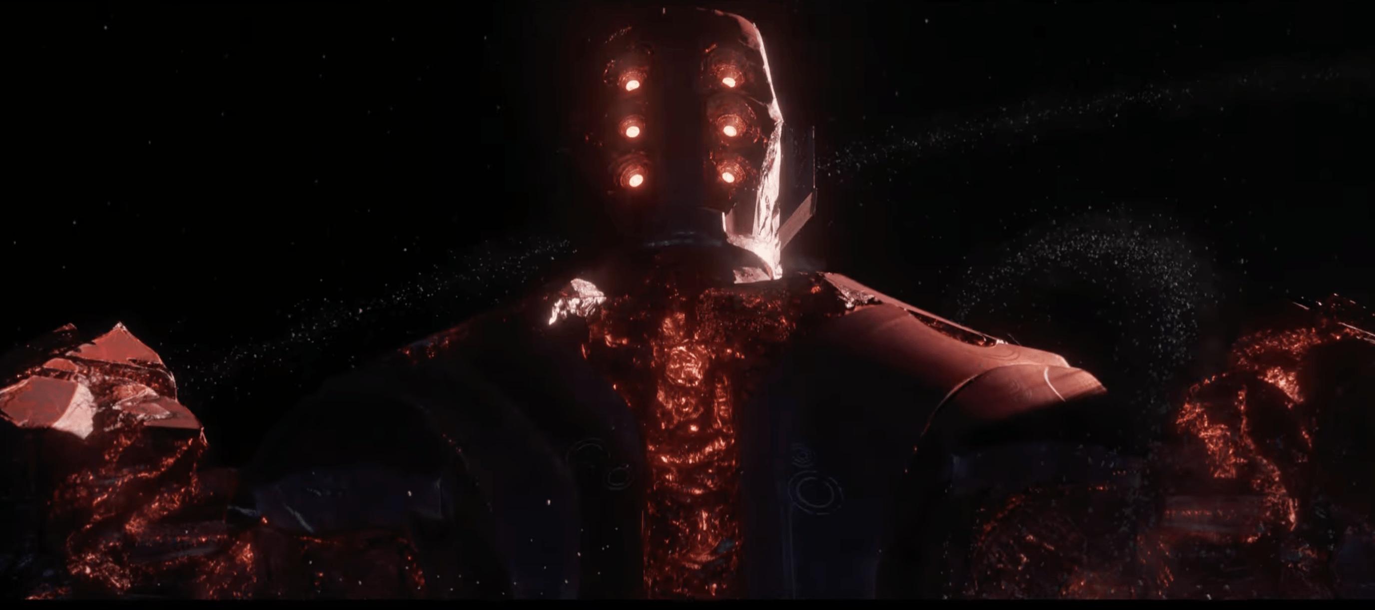 eternals trailer breakdown celestials Arishem