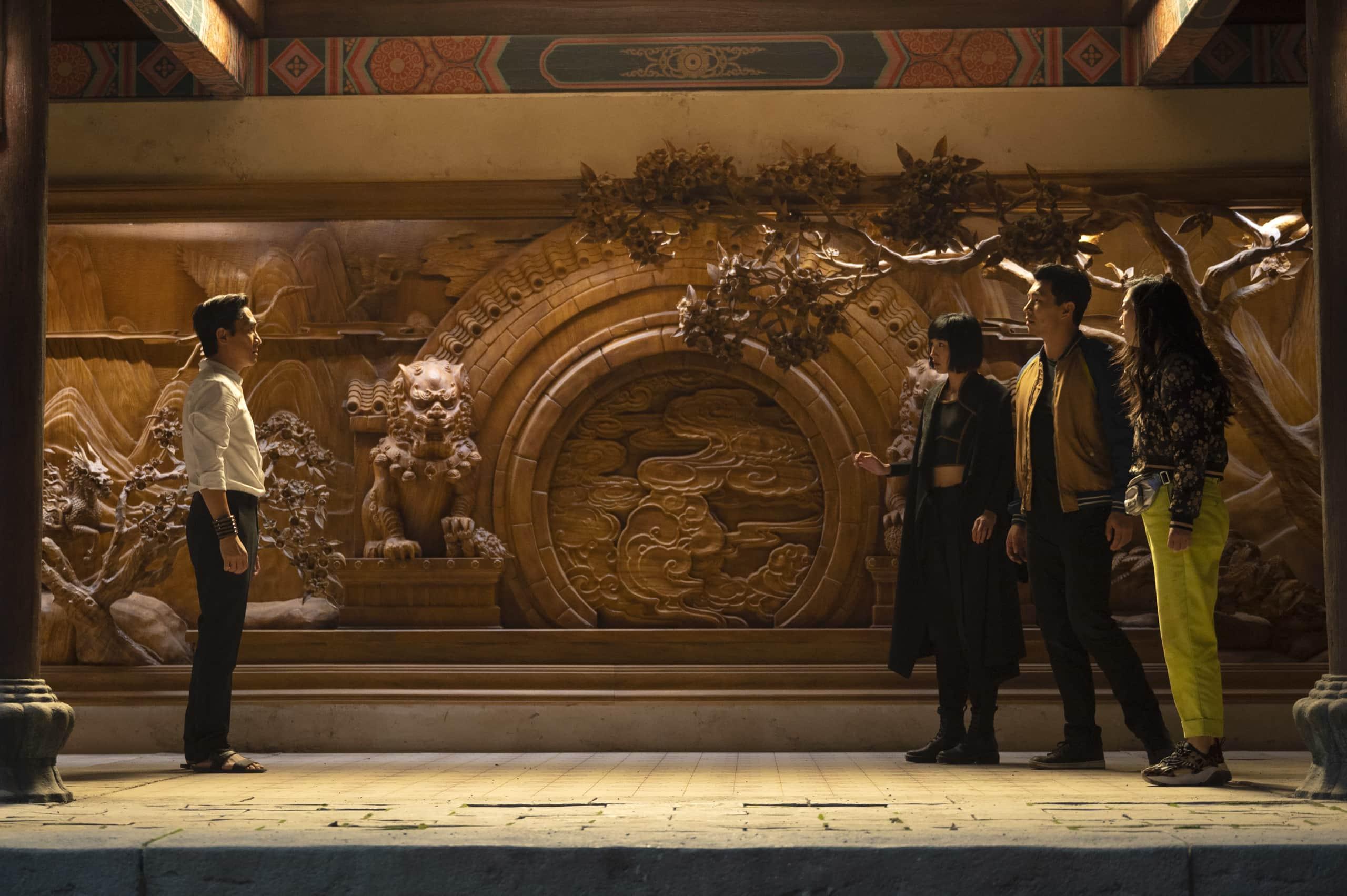 Shang chi movie review