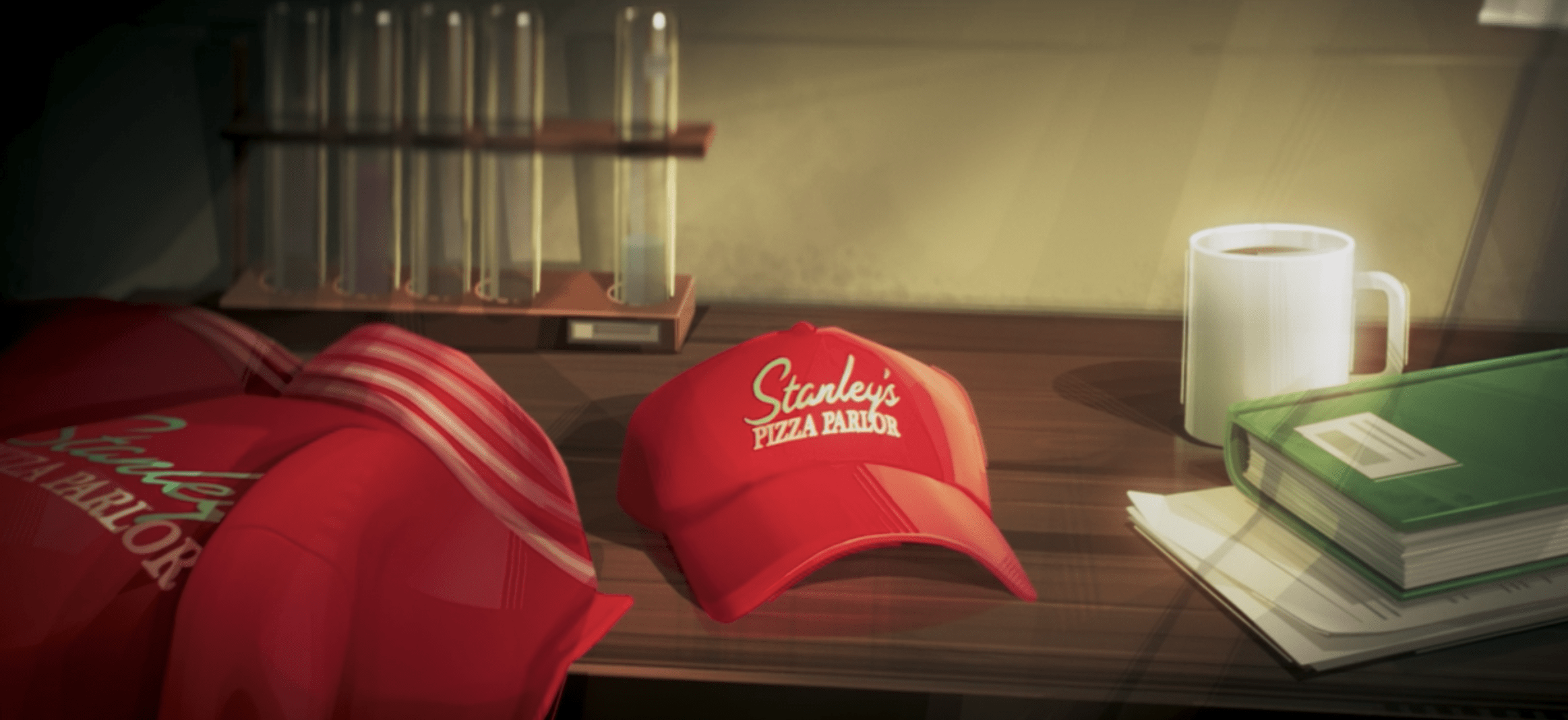 what if episode 3 easter eggs stanley's pizza