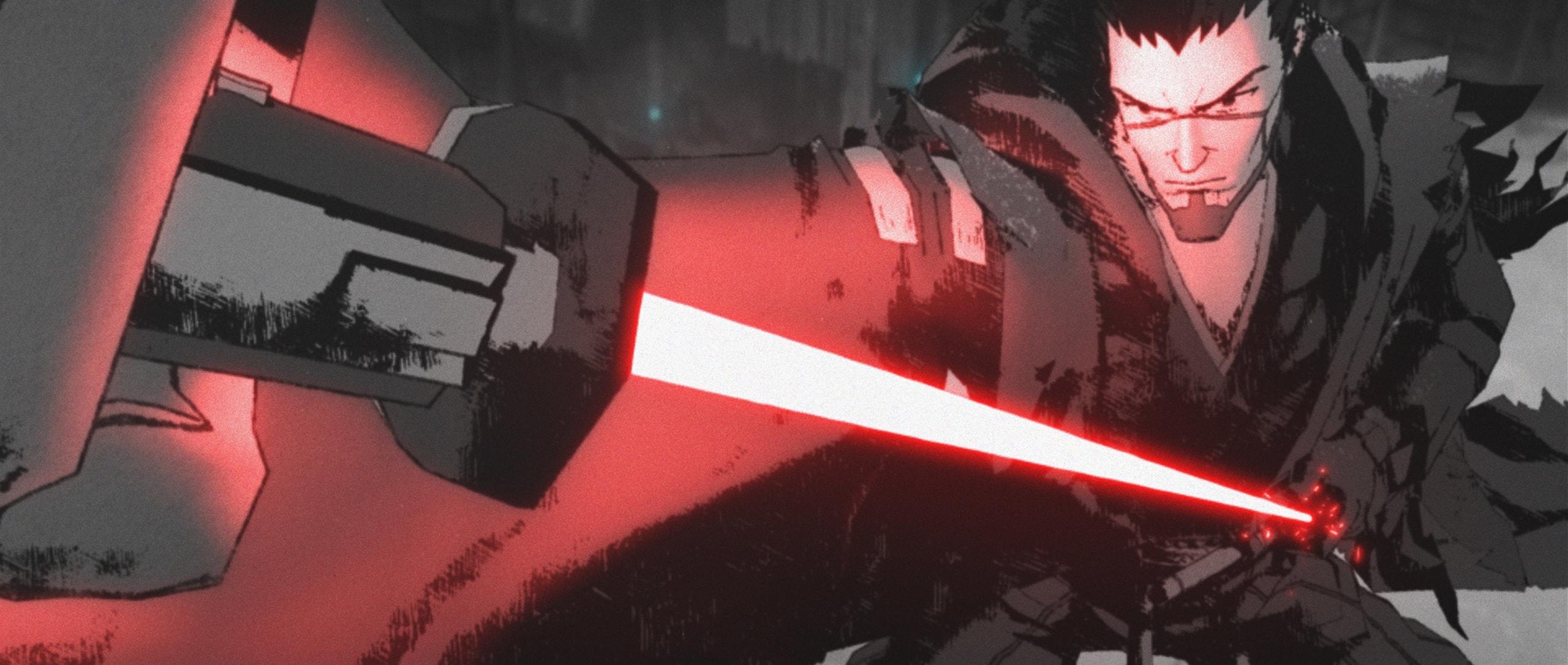 Star Wars Visions Review