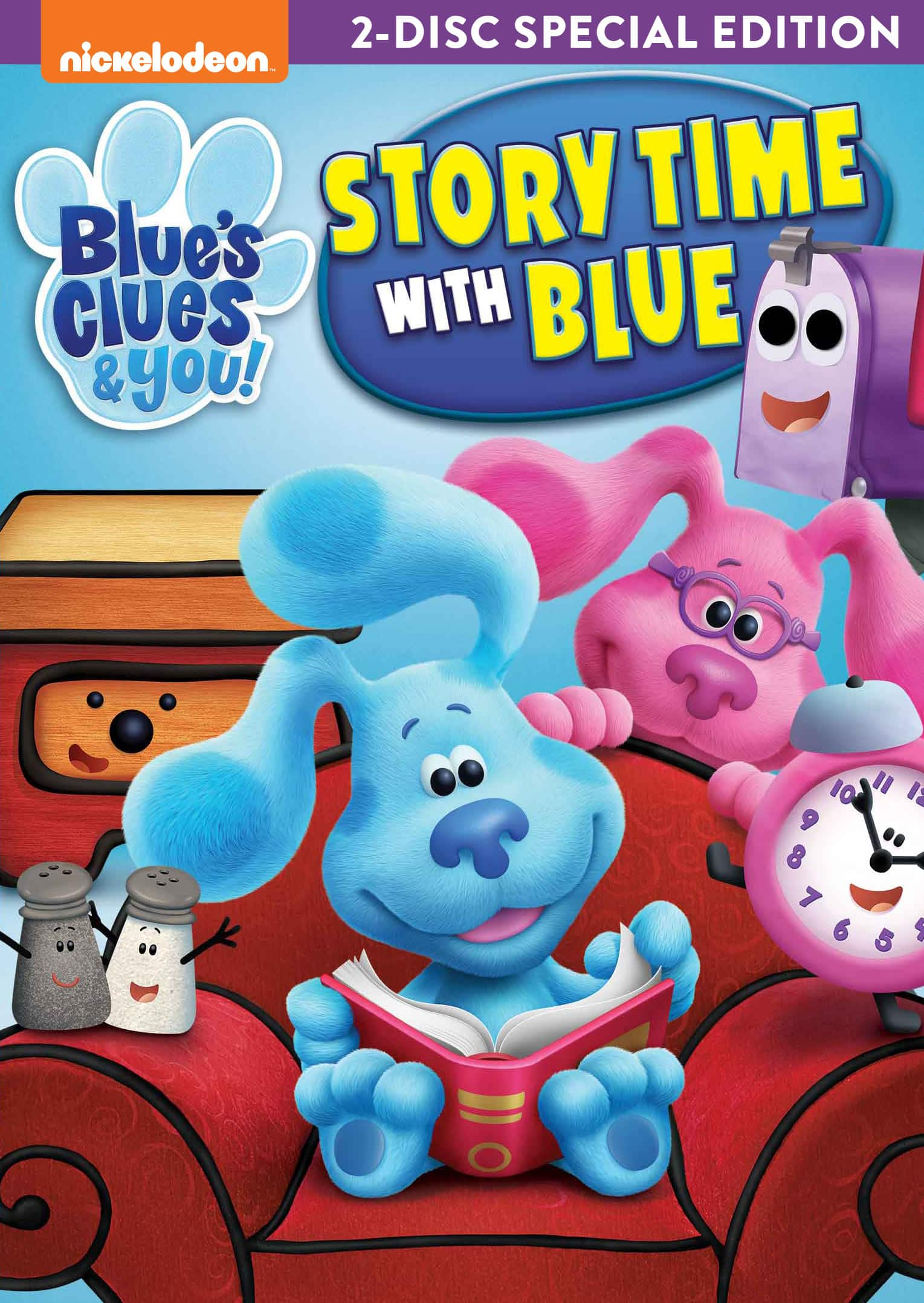 blue's clues and you giveaway prize