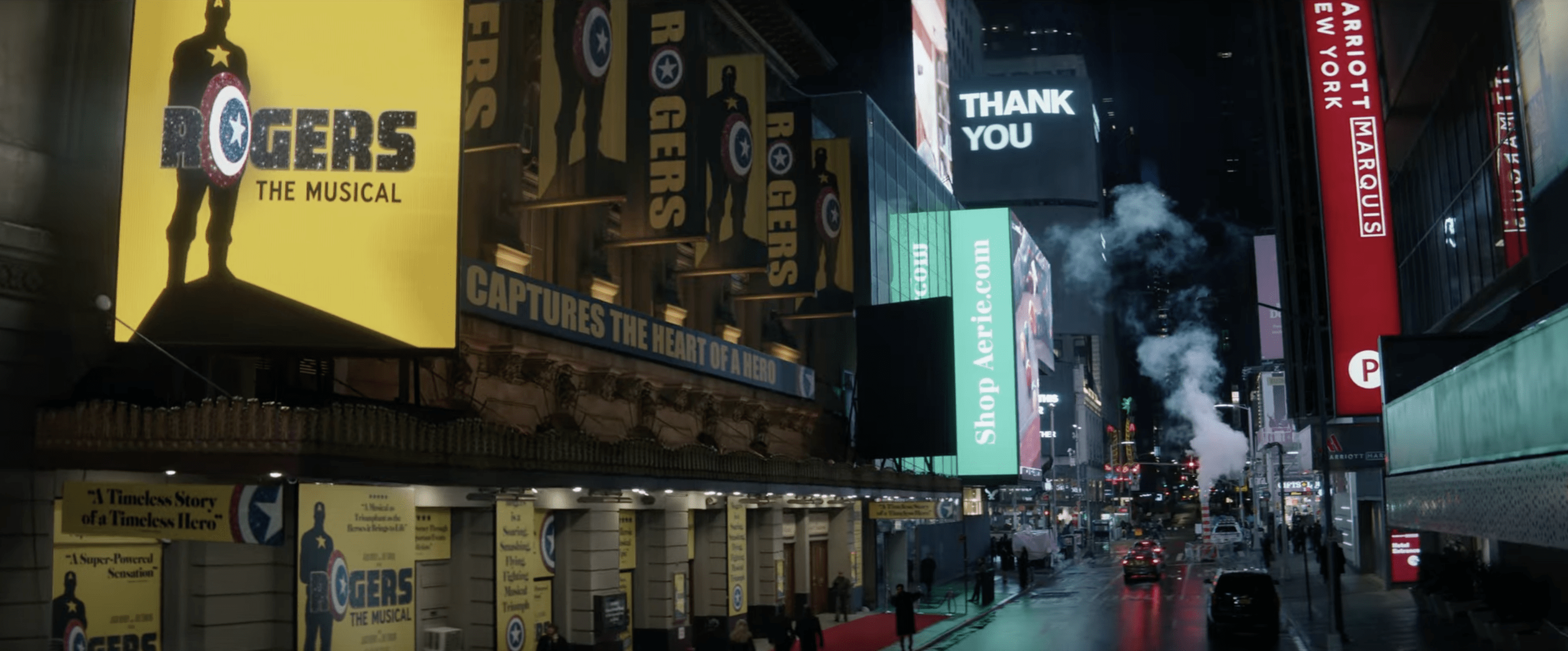 hawkeye trailer breakdown rogers the musical