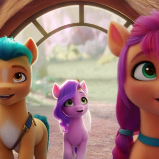 My Little Pony A New Generation Review