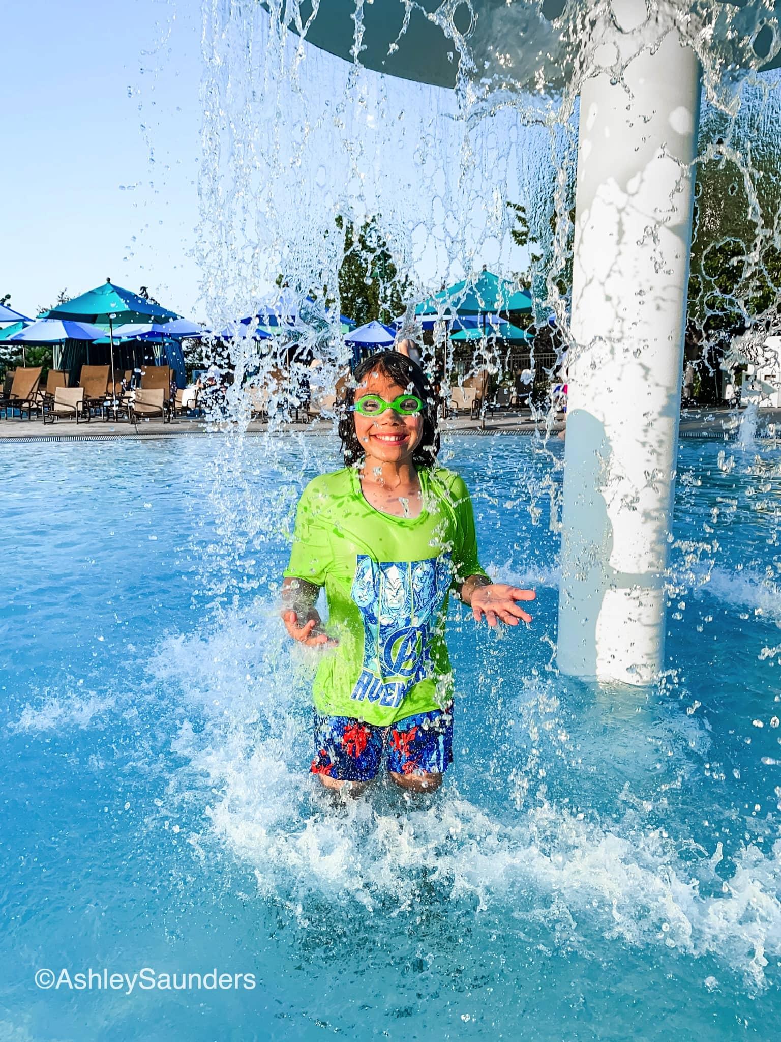 hotel hershey resort perks pools